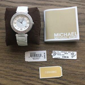 MICHAEL Michael Kors Ceramic Watch